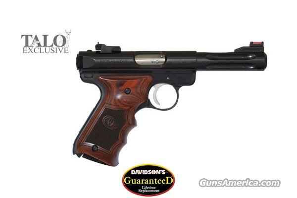 Ruger Mark III Target Deluxe Talo   Guns > Pistols > Ruger Semi-Auto Pistols > Mark I & II Family
