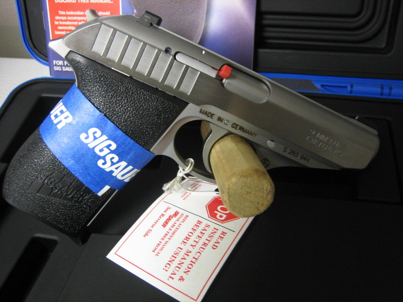 Sig 232 Stainless -380acp  Guns > Pistols > Sig - Sauer/Sigarms Pistols > Other