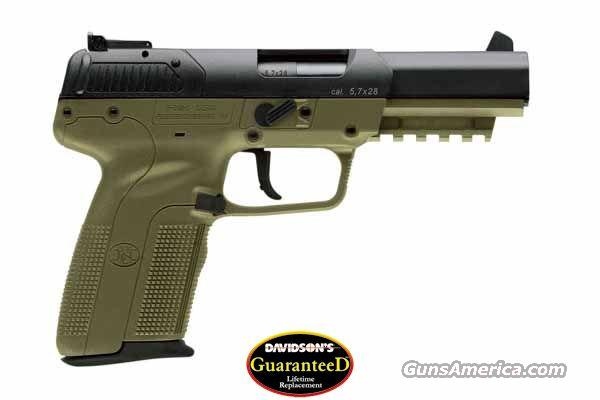 FN-Five Seven OD Green  Guns > Pistols > FNH - Fabrique Nationale (FN) Pistols > FiveSeven