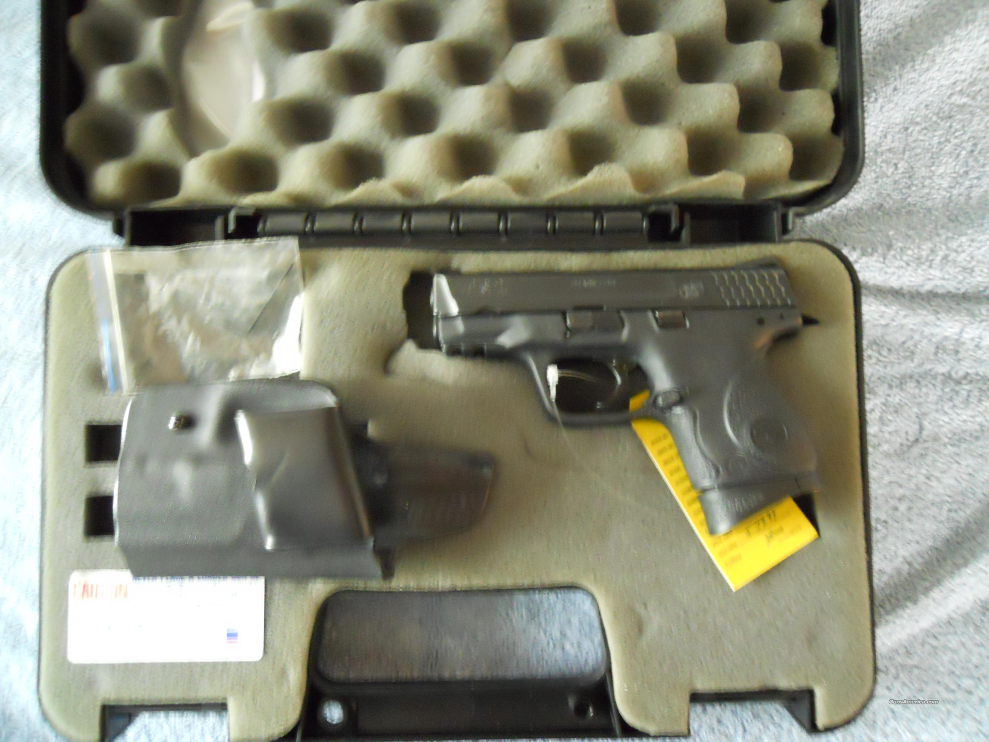 S&W M&P Compact 9mm w/ Crimson Trace   Guns > Pistols > Smith & Wesson Pistols - Autos > Polymer Frame