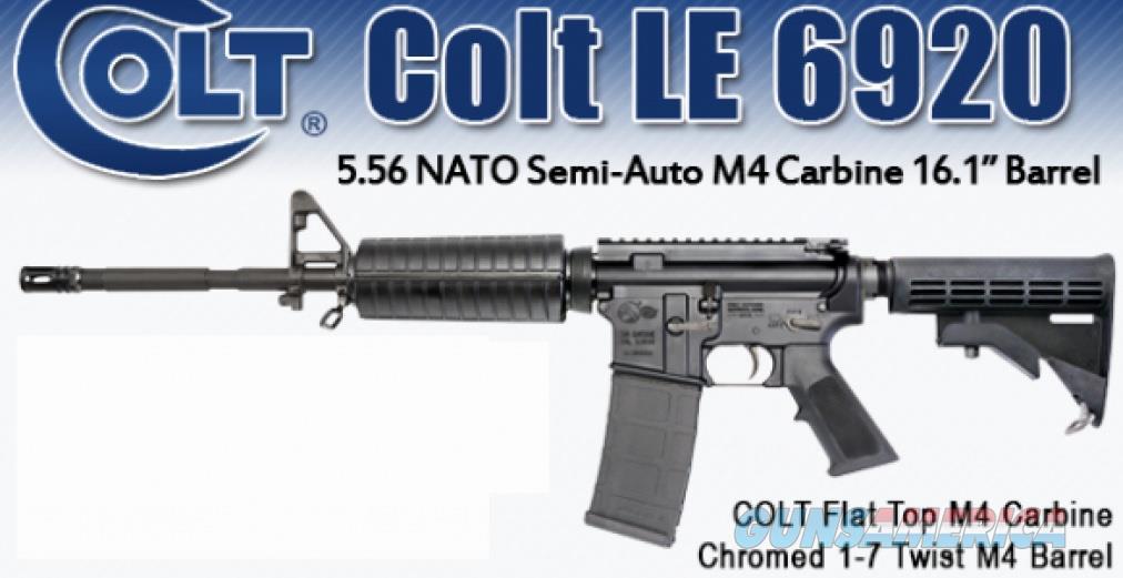COLT LE 6290  Guns > Rifles > Colt Military/Tactical Rifles