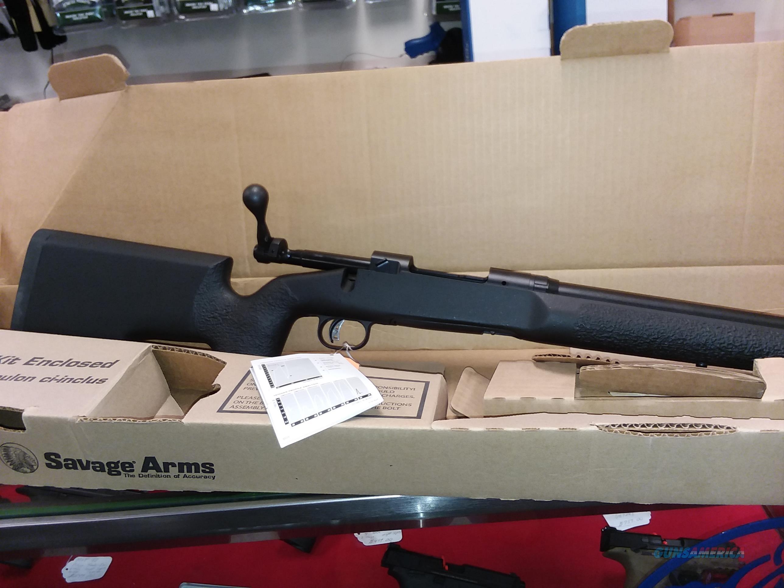 Savage Model 10 FCP  Guns > Rifles > Savage Rifles > 10/110