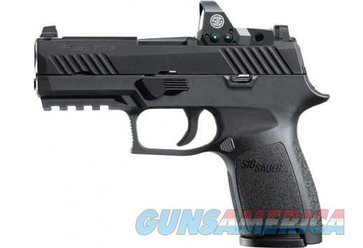 "Sig Sauer P320 9mm 3.9"" Night Sights w/ Reflex Sight. ** NO CC FEES **  Guns > Pistols > Sig - Sauer/Sigarms Pistols > P320"