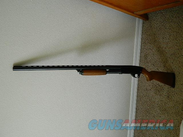 Stevens model 67 12ga. pump  Guns > Shotguns > Stevens Shotguns