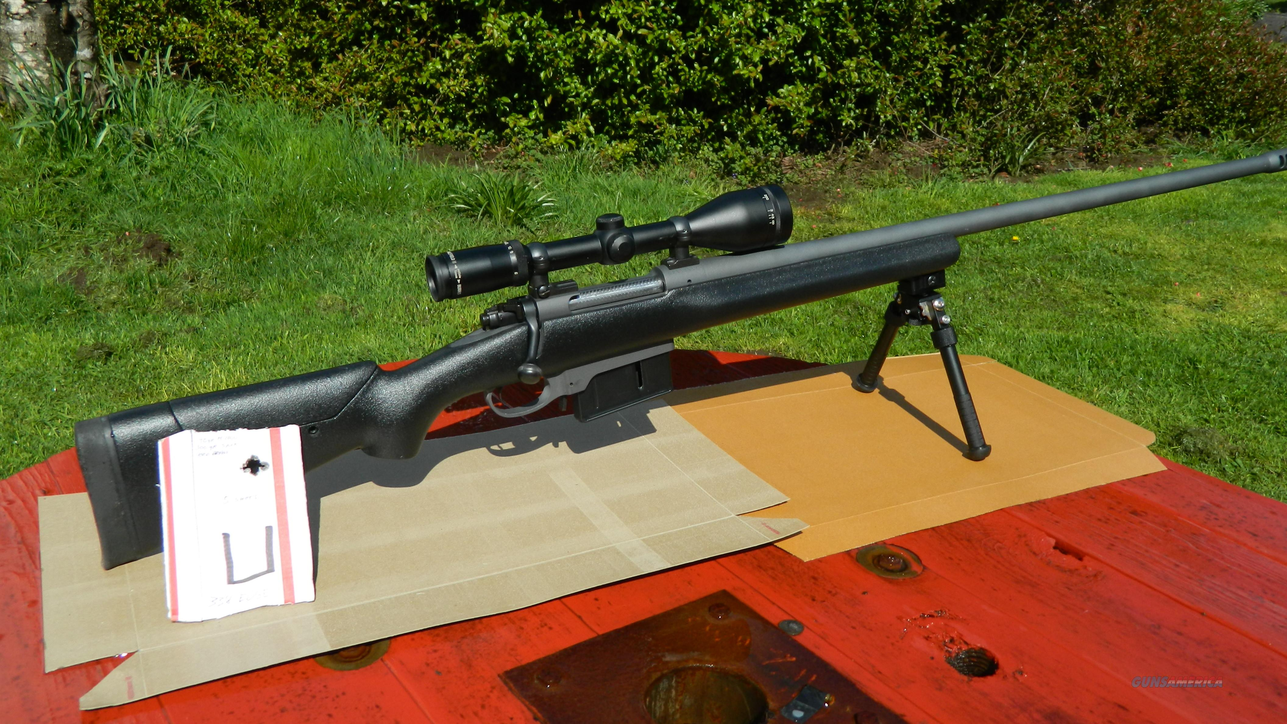 Custom Winchester Model 70 - 338 Edge..  Guns > Rifles > Winchester Rifles - Modern Bolt/Auto/Single > Model 70 > Post-64