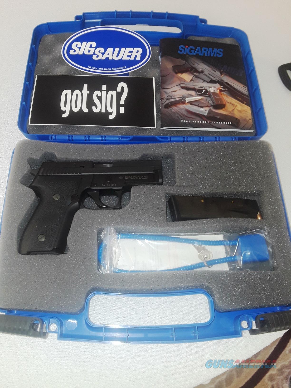 Sig Sauer P229R-9-BSS Night Sights  Guns > Pistols > Sig - Sauer/Sigarms Pistols > P229