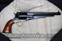 Uberti 1858 New Army   Guns > Pistols > Uberti Pistols > Percussion