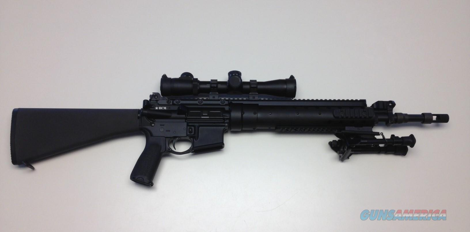 Bravo Company BCM MK12 MOD 0 Complete Rifle Package  Guns > Rifles > Tactical/Sniper Rifles