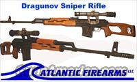 Dragunov Style Sniper Rifle 762 x 54r , Scope 2 mags & More  Guns > Rifles > AK-47 Rifles (and copies) > Full Stock