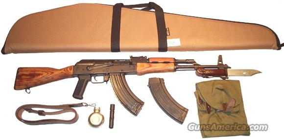 AK 47 Rifle Combo Package For Sale Mags, Bayonet & More  Guns > Rifles > AK-47 Rifles (and copies) > Full Stock