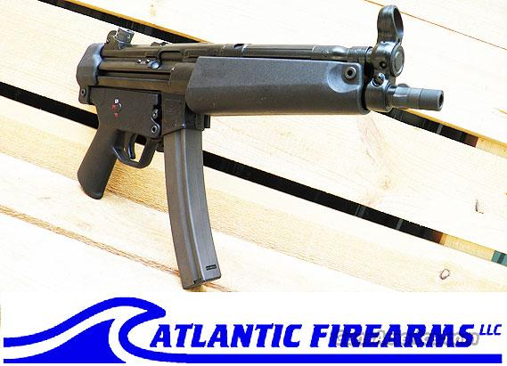 MP5 Pistol  9mm     Turner Fabrications/ Atlantic Firearms     Guns > Rifles > Heckler & Koch Rifles > Tactical