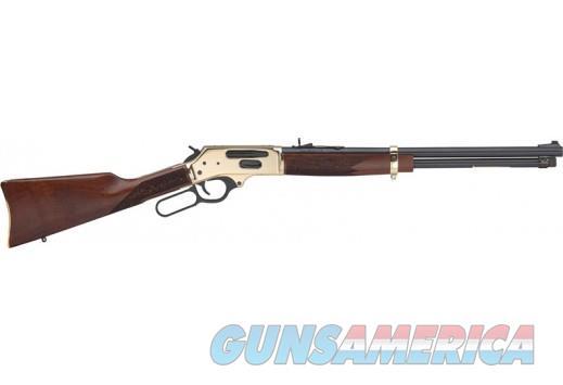 "HENRY SIDE GATE LEVER .38-55 20"" WALNUT  Guns > Rifles > Henry Rifle Company"