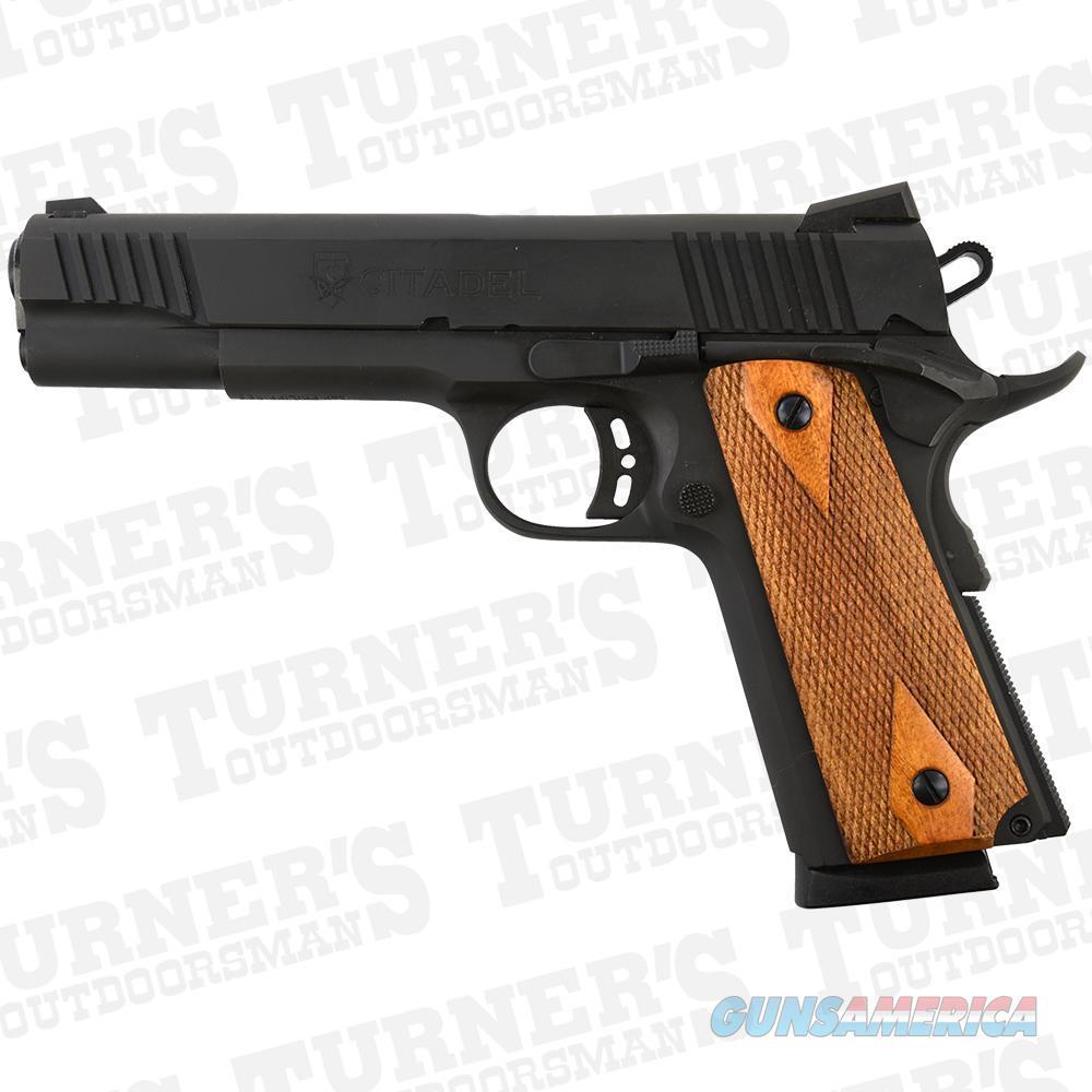 CITADELL 1911A1 GOVERNMENT 45 ACP  Guns > Pistols > Citadel Pistols