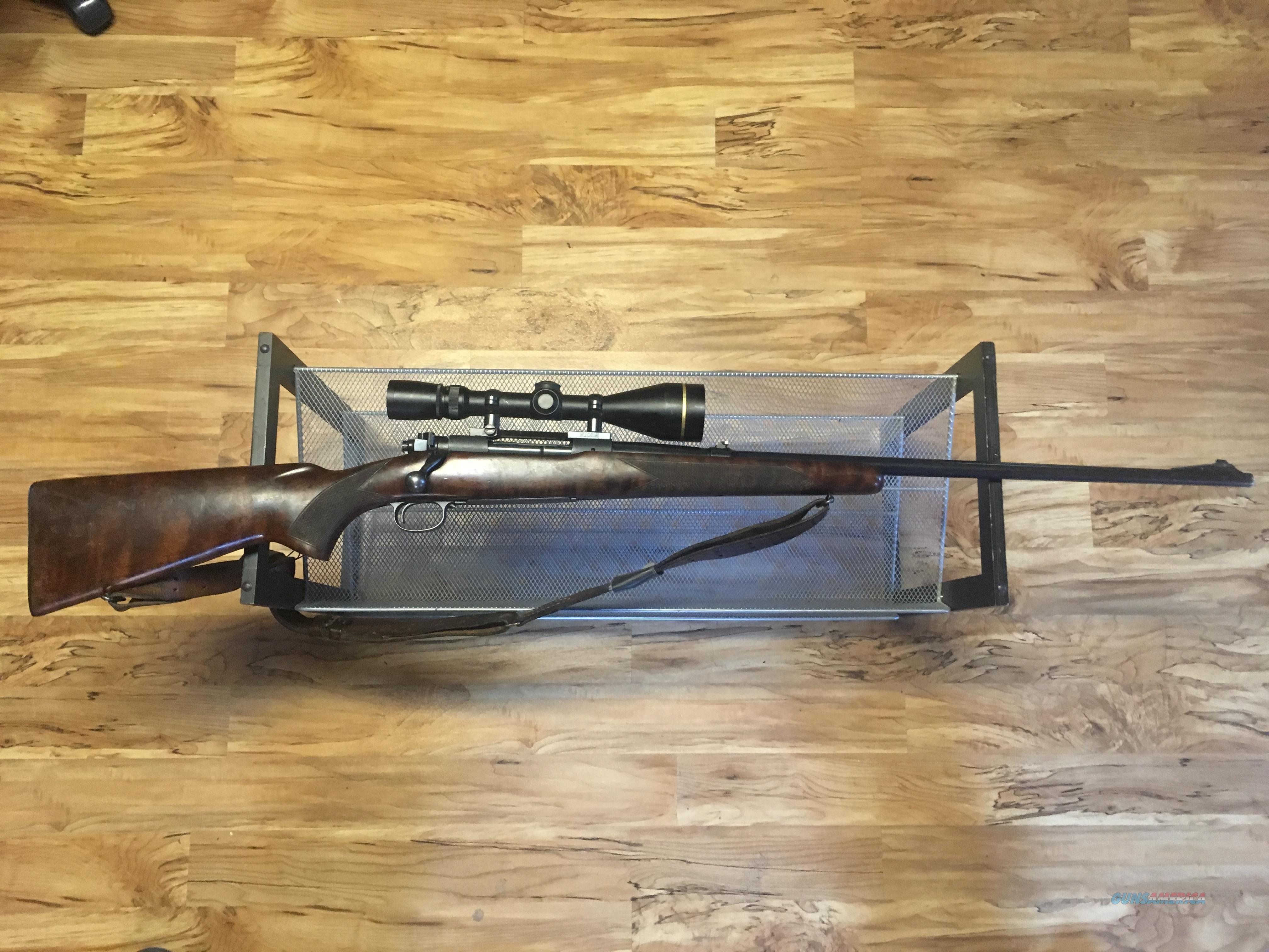 Pre-64 Winchester Model 70 Bolt Action Rifle in 300 H&H Magnum  Guns > Rifles > Winchester Rifles - Modern Bolt/Auto/Single > Model 70 > Pre-64