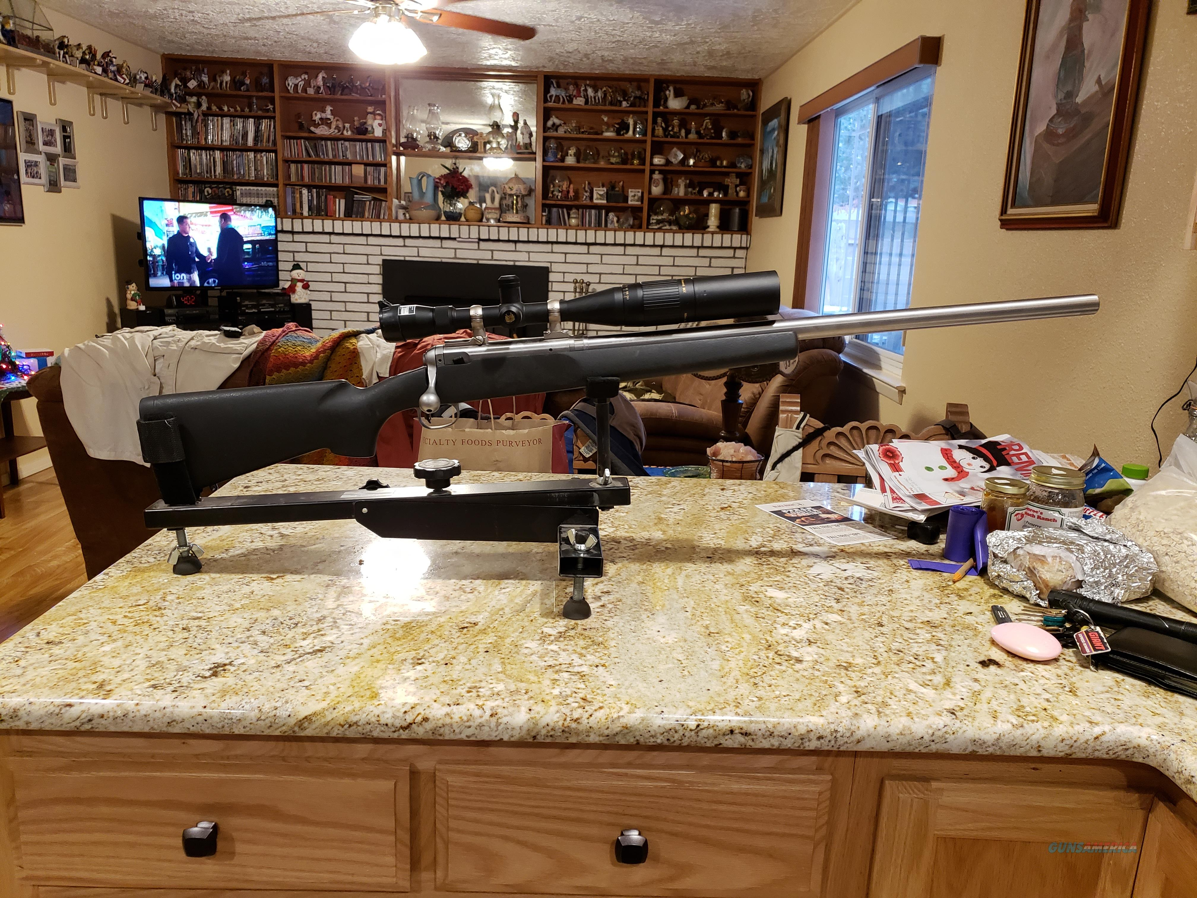 Savage Molel 12 LRPV with Scope   Guns > Rifles > Savage Rifles > Standard Bolt Action > Sporting