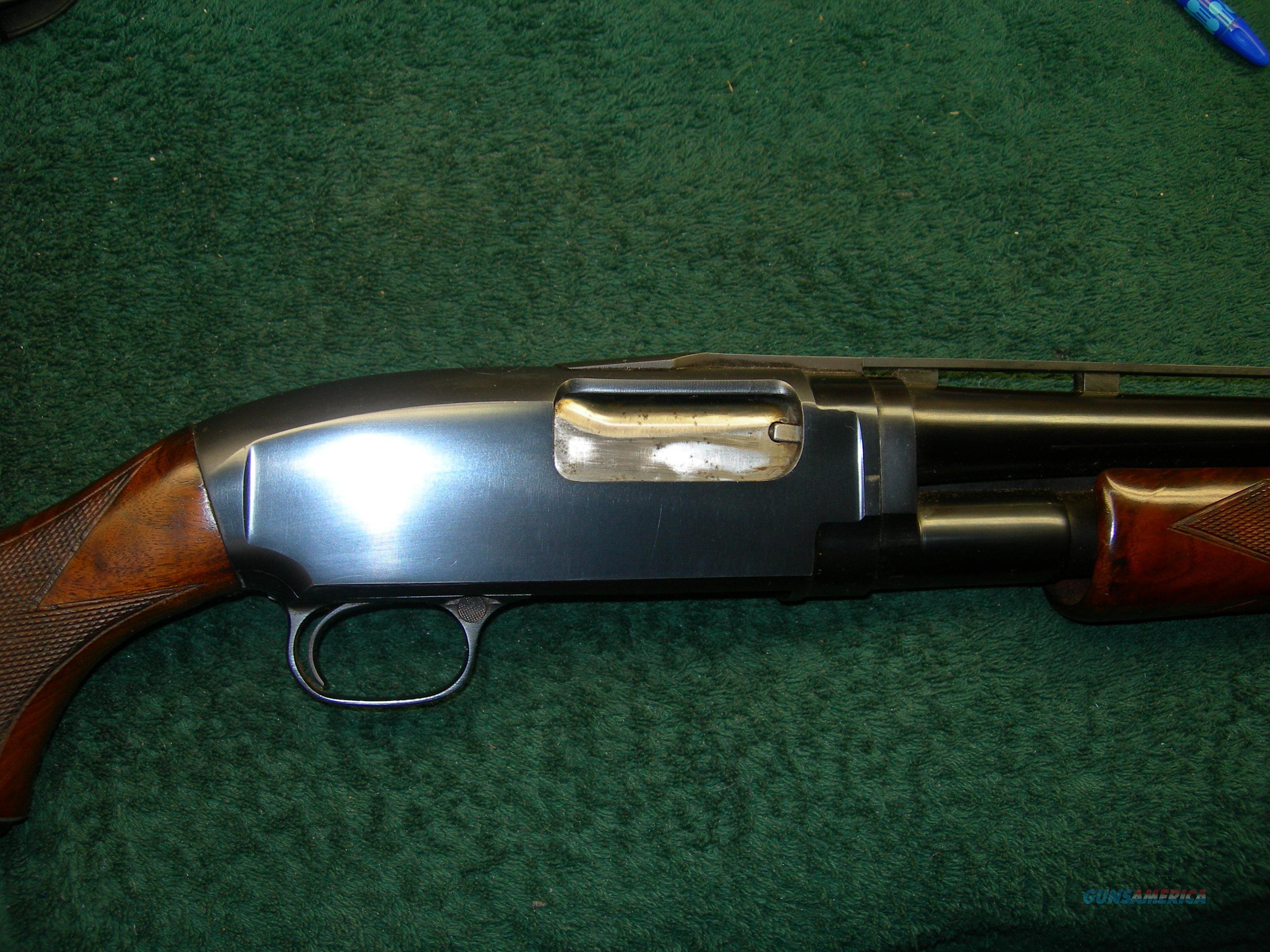 "#975: Winchester Mdl 12 Deluxe Skeet 20g Factory VR; 26"" Barrel,  Guns > Shotguns > Winchester Shotguns - Modern > Pump Action > Trap/Skeet"