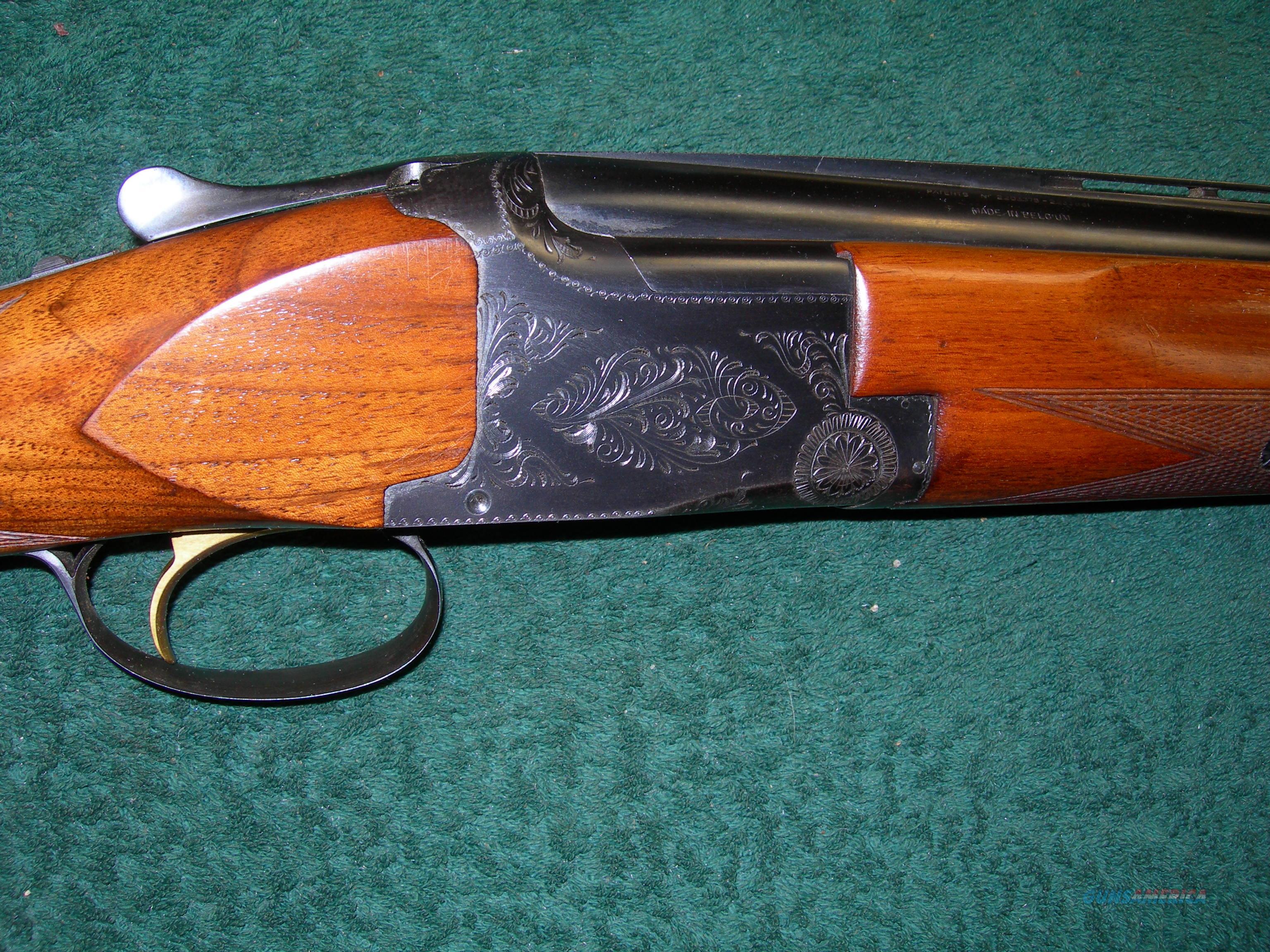#1016: Browning Belgium Superpose, 12ga 1955 Gun, Primo,  Guns > Shotguns > Browning Shotguns > Over Unders > Belgian Manufacture