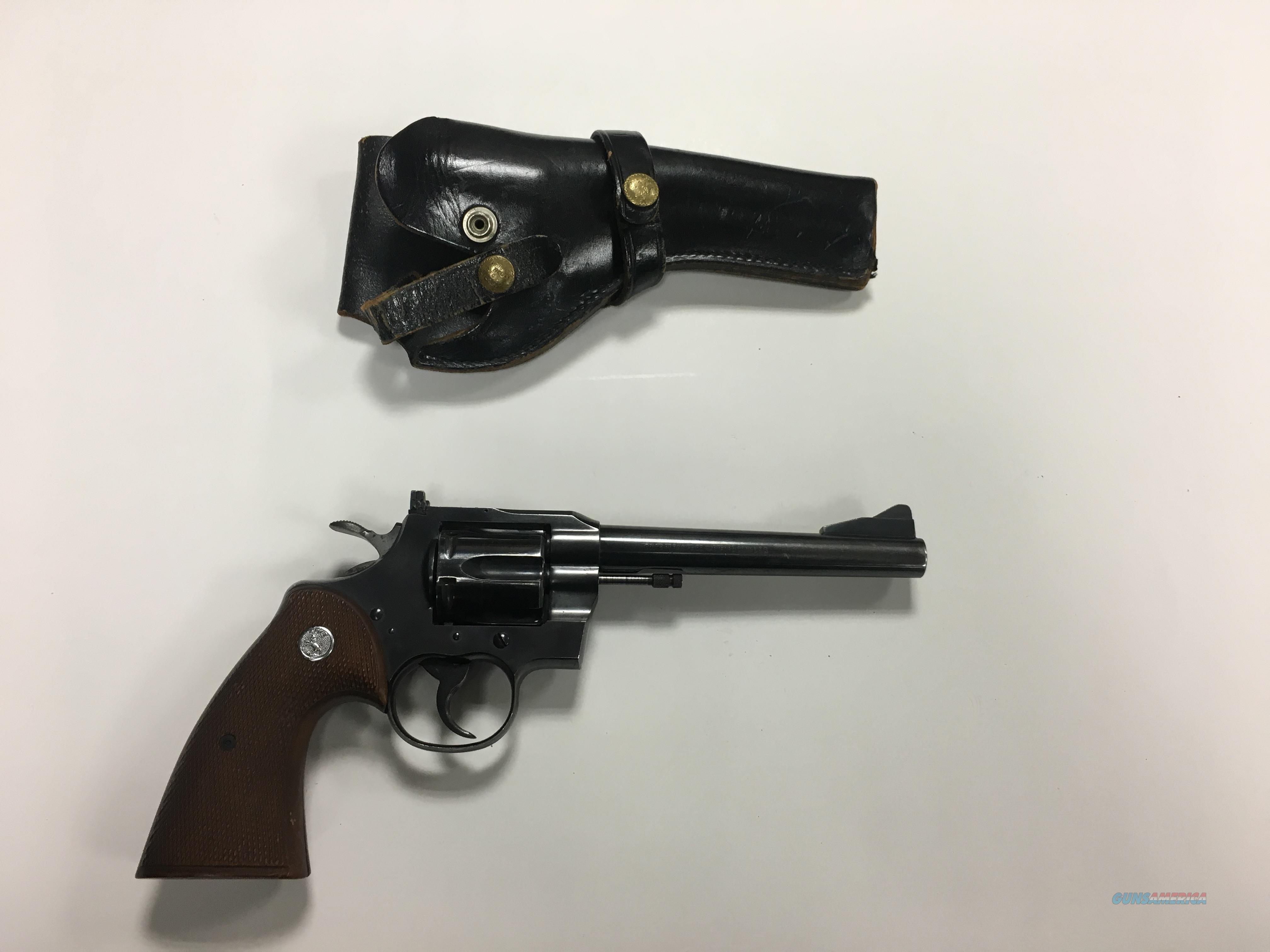 1957 COLT 3-5-7  Guns > Pistols > Collectible Revolvers