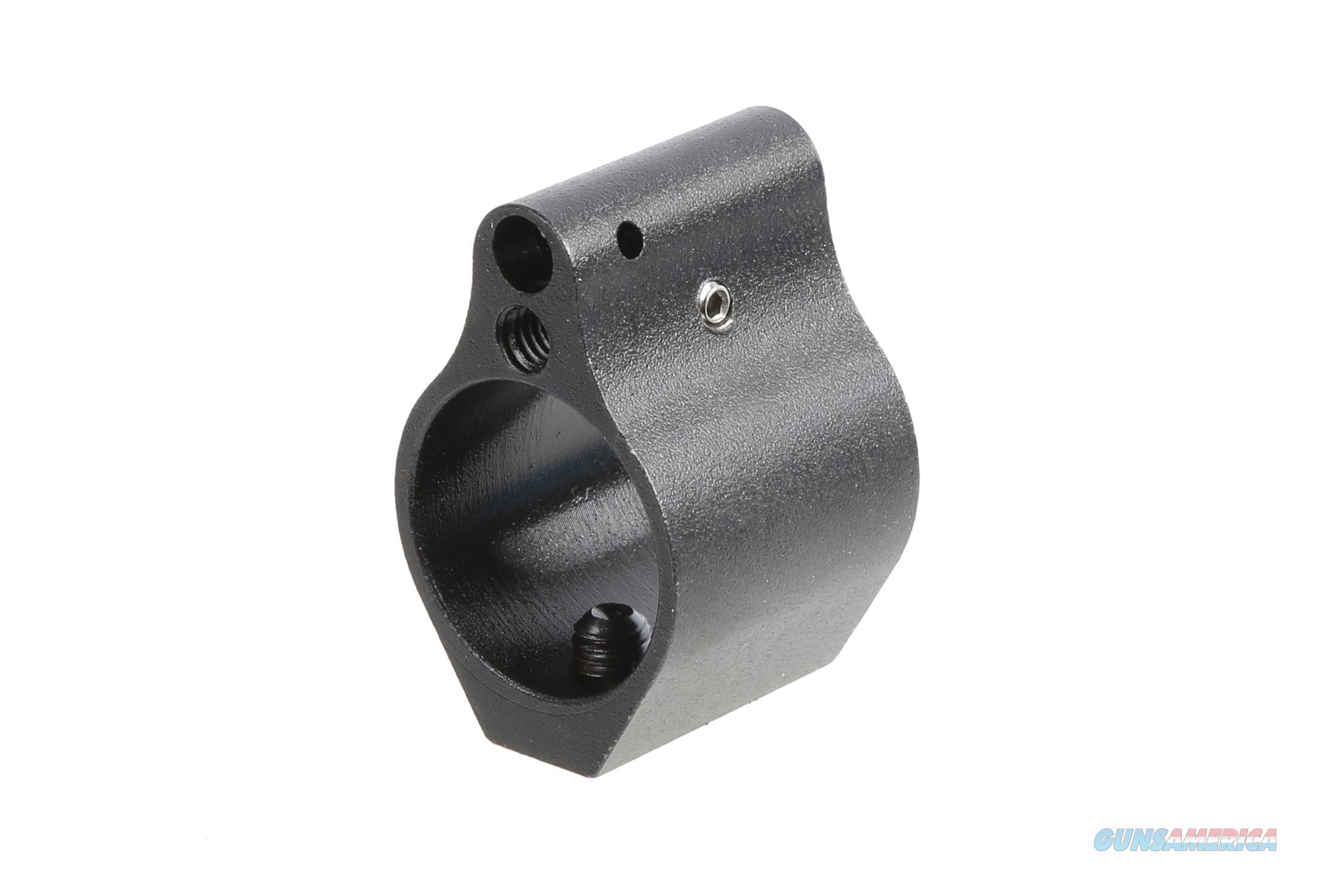 "Radical Firearms Low Profile Adjustable Gas Block - .750"" - Set Screw Style  Non-Guns > Gun Parts > M16-AR15 > Upper Only"