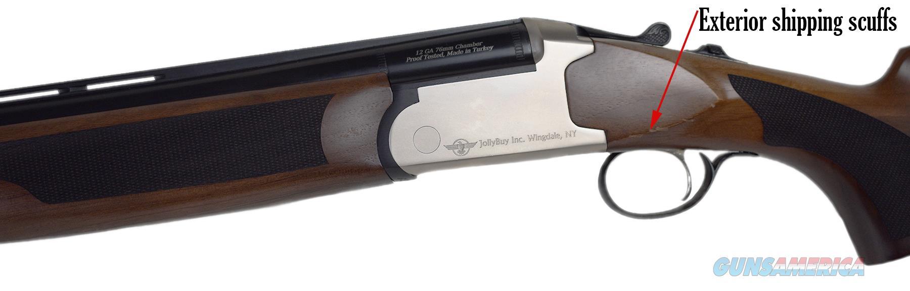 ArmElegant RM01 Over/Under 12GA Shotgun  Guns > Shotguns > A Misc Shotguns