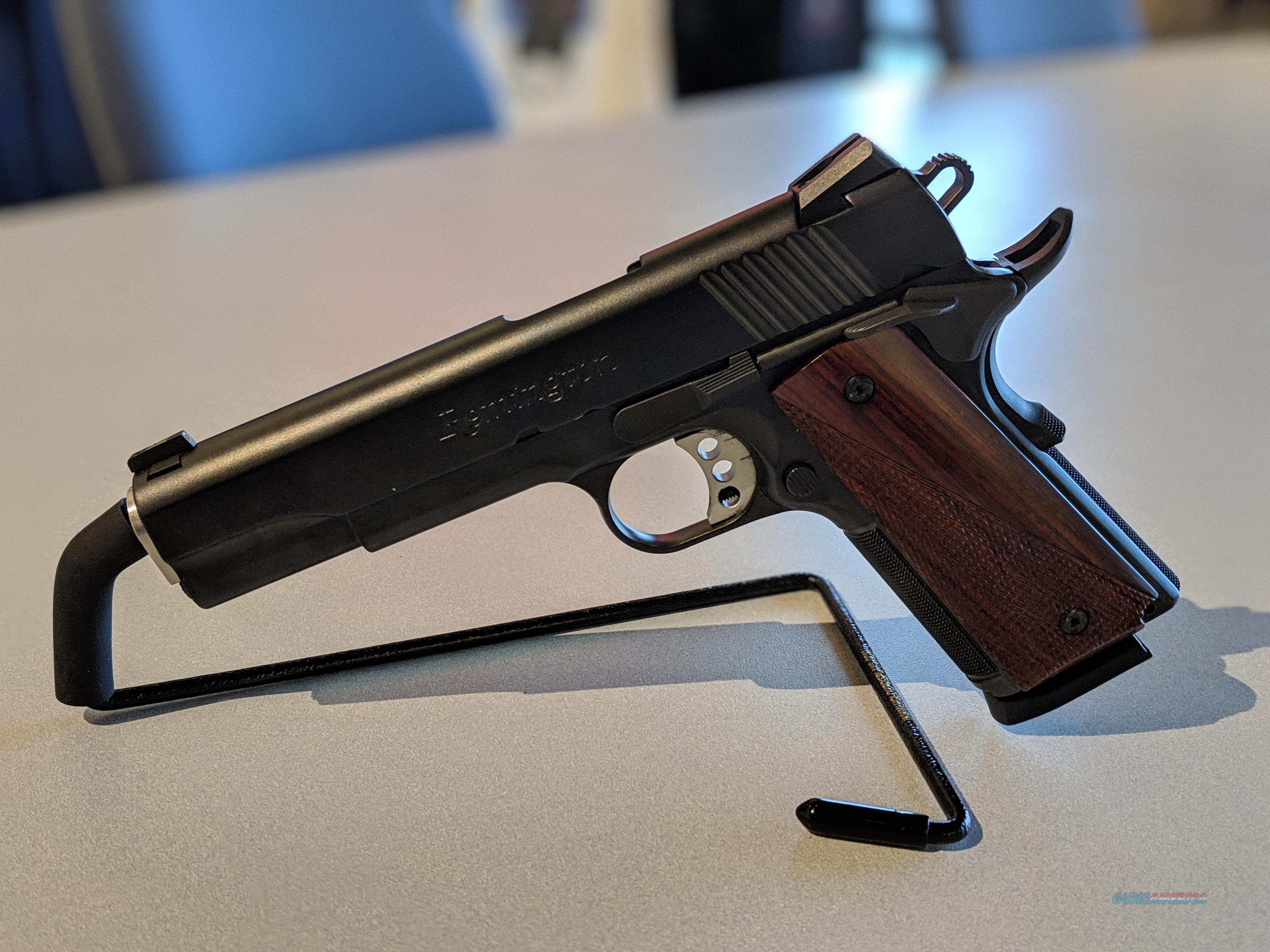 Remington 1911 R1 Carry  Guns > Pistols > 1911 Pistol Copies (non-Colt)