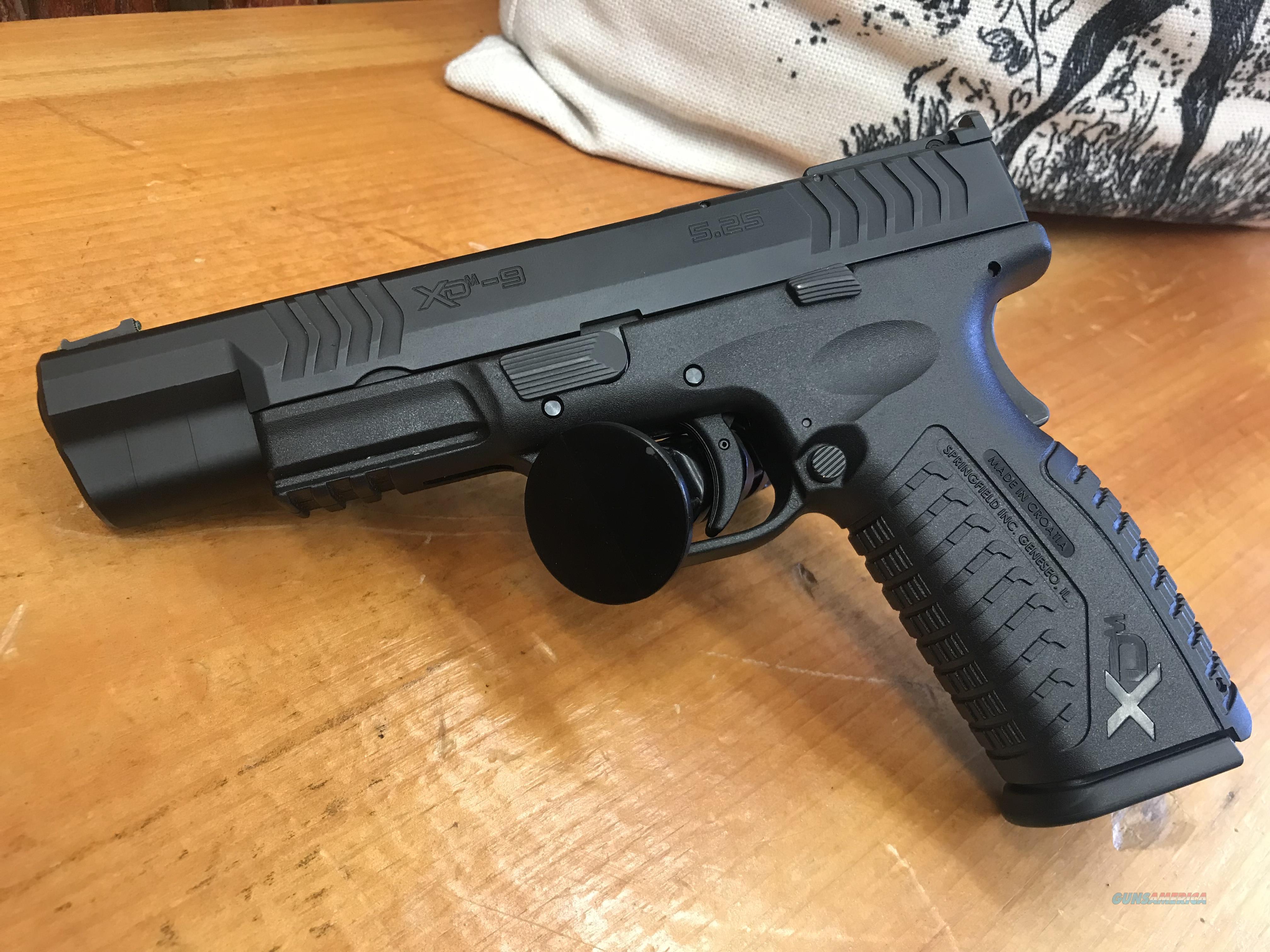 Springfield XDM 9mm  Guns > Pistols > Springfield Armory Pistols > XD-M