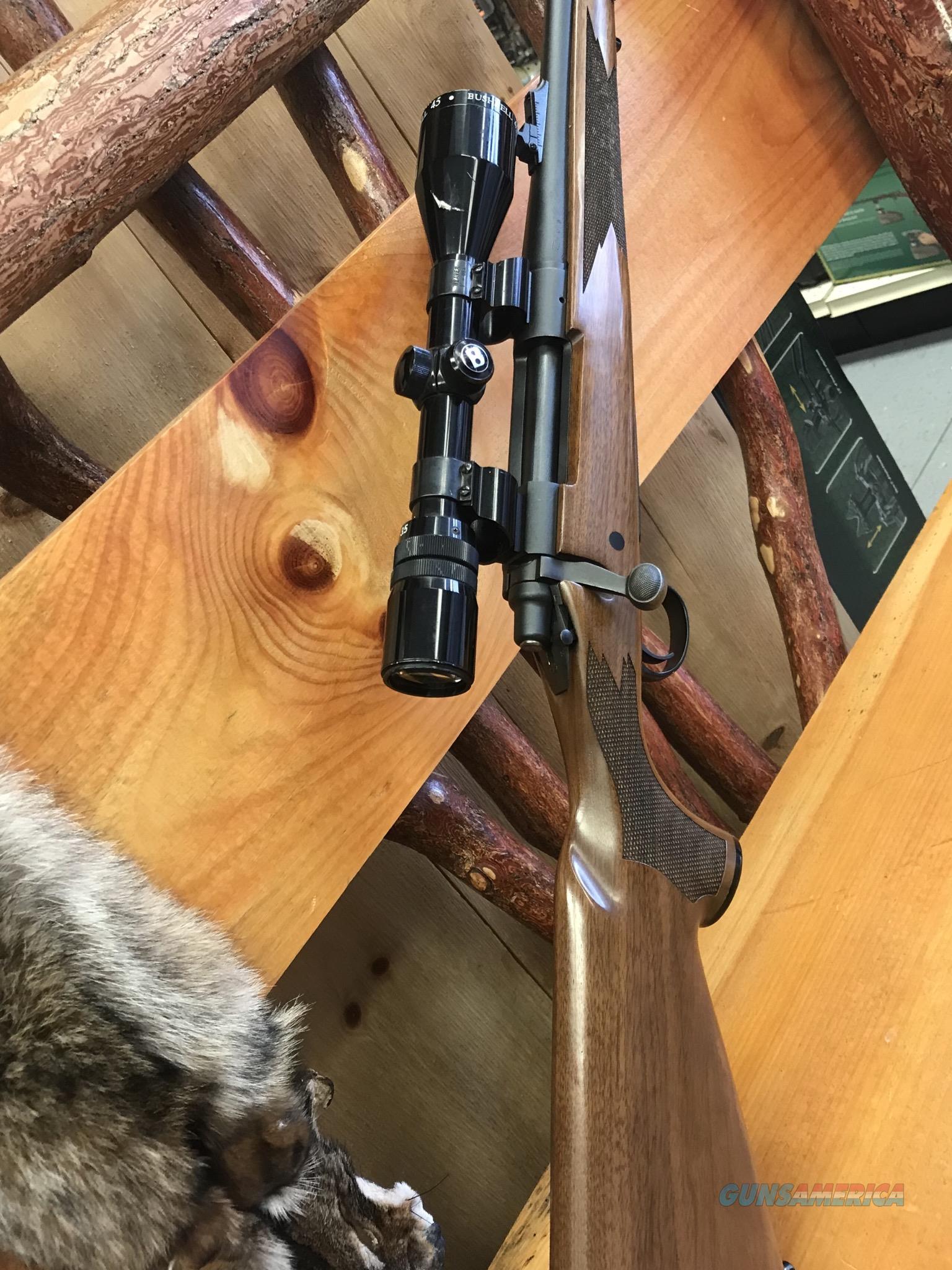 Remington 700 7mm Rem Mag w/scope  Guns > Rifles > Remington Rifles - Modern > Model 700 > Sporting
