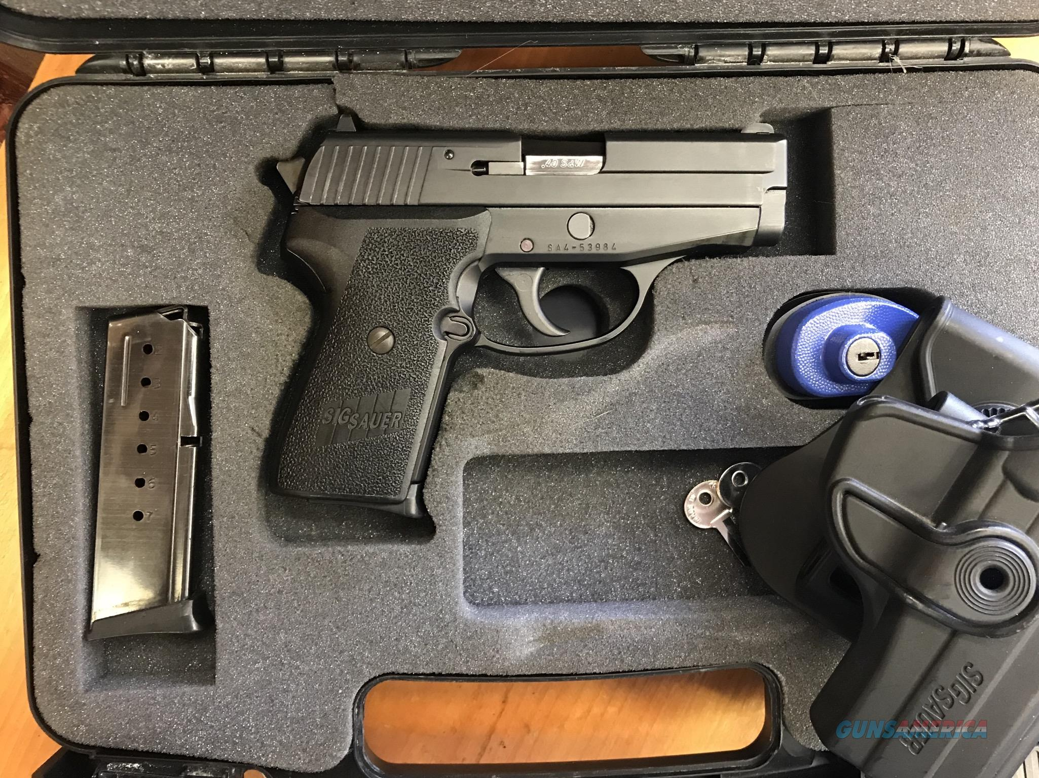 Sig Sauer P239 .40SW  Guns > Pistols > Sig - Sauer/Sigarms Pistols > P239