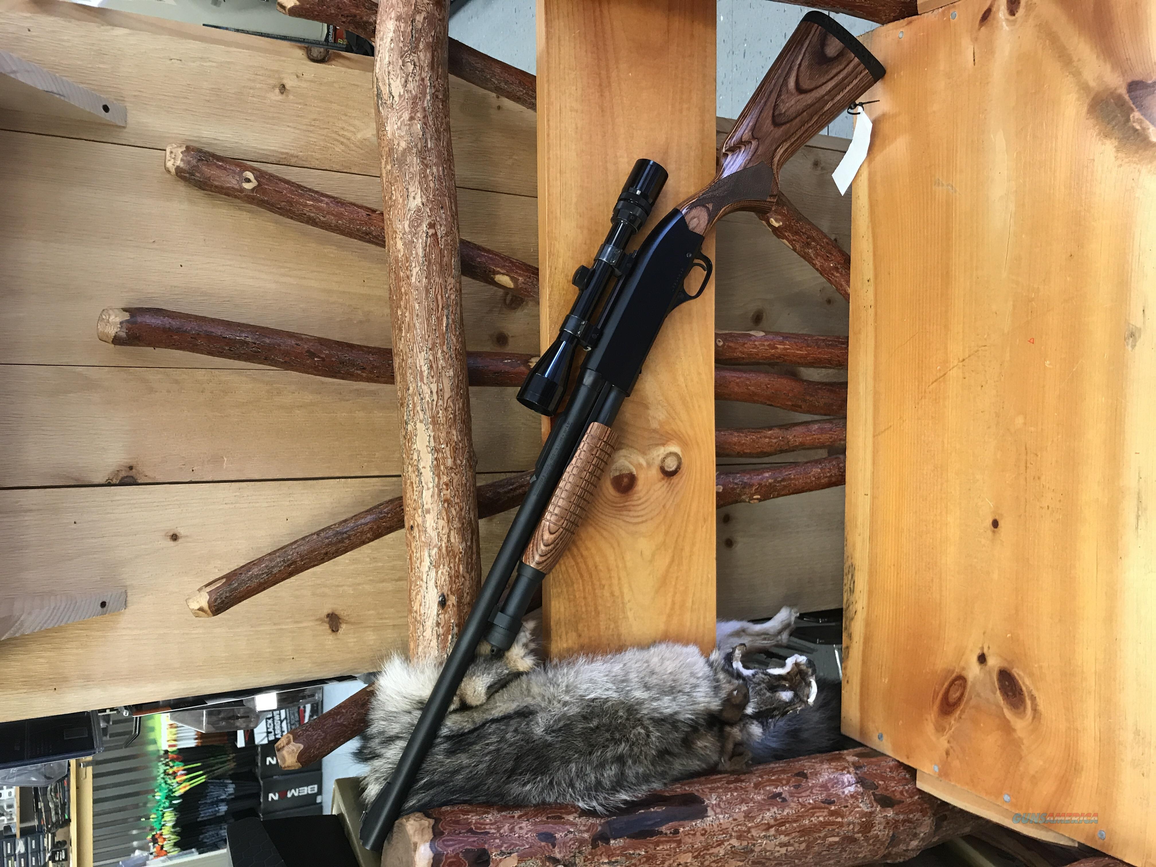 Winchester 1300 12gauge w/scope  Guns > Shotguns > Winchester Shotguns - Modern > Pump Action > Hunting