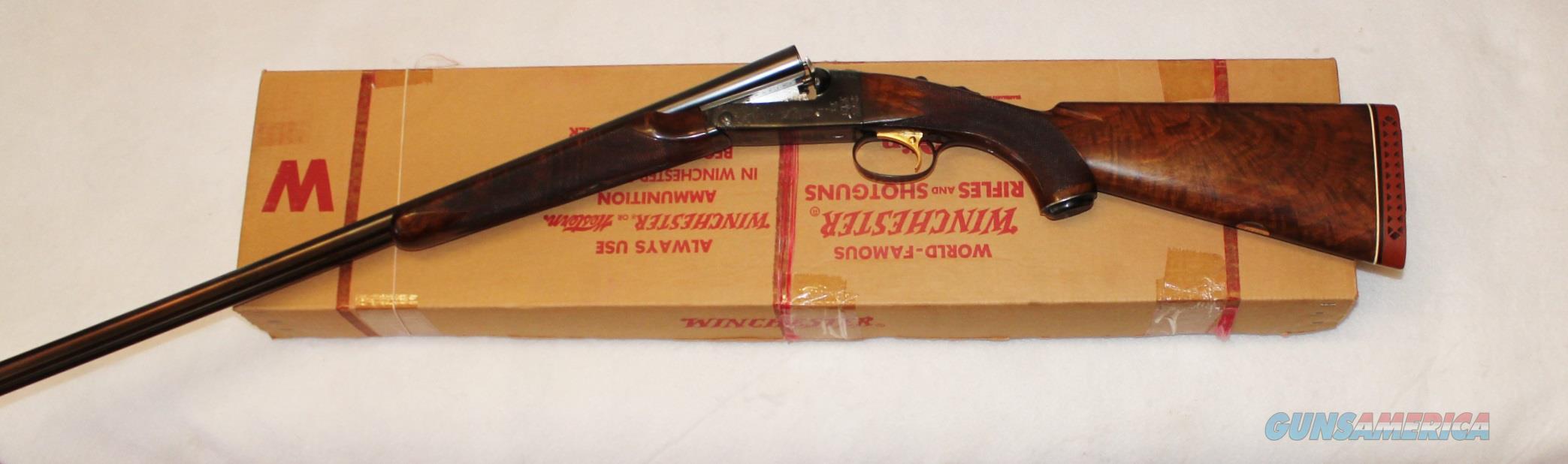 Model 21 Winchester 20 Gauge Custom Shop  Guns > Shotguns > Winchester Shotguns - Modern > SxS