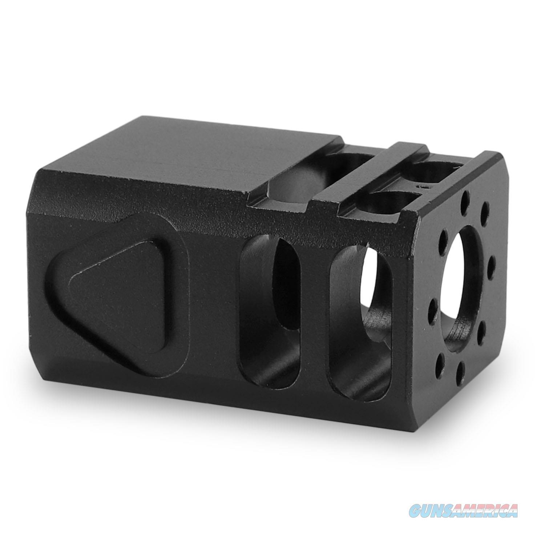 TBC 9mm Glock Pistol Micro Compensator Muzzle Brake  Non-Guns > Barrels