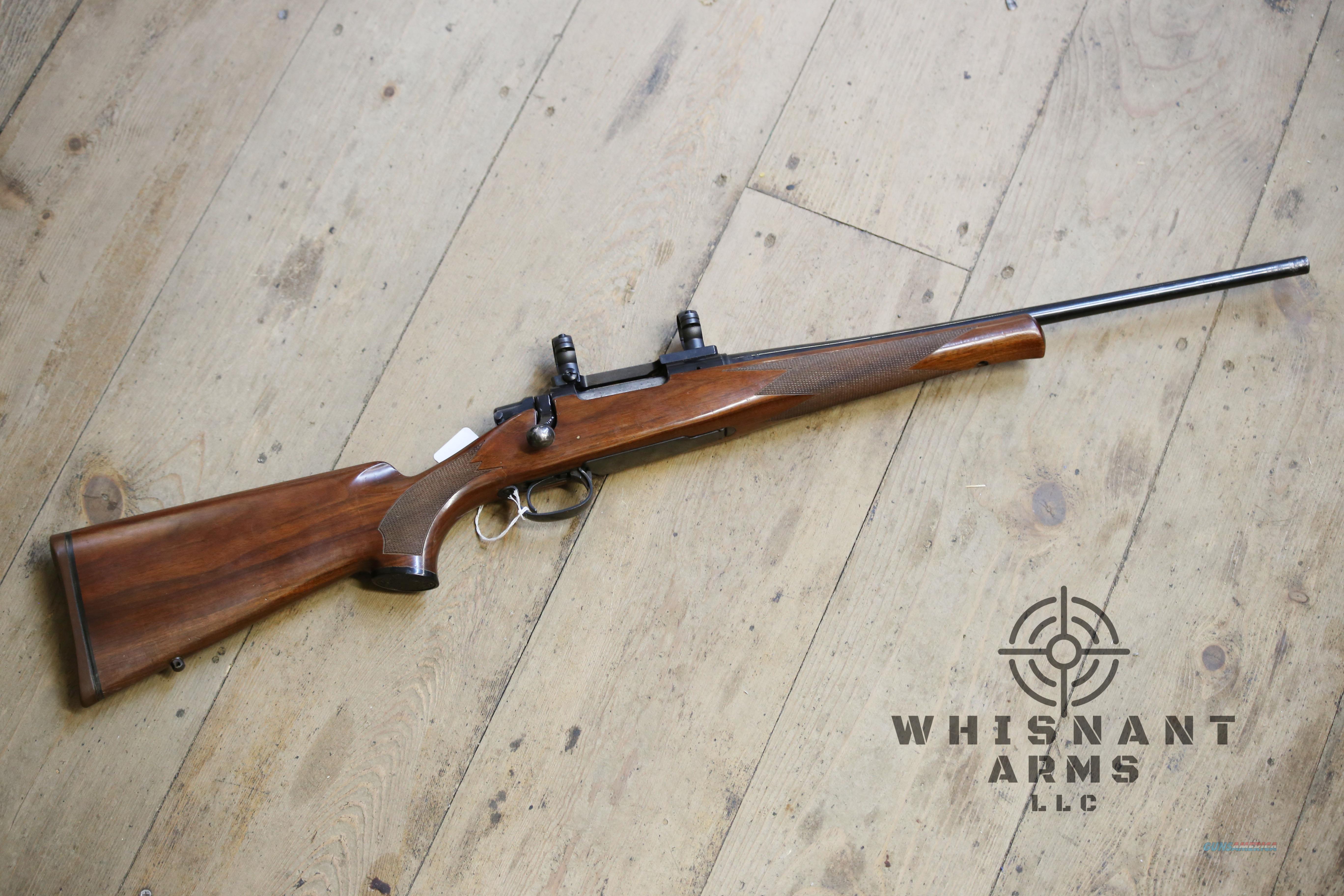 Remington Pre-'74 Model 7  Guns > Rifles > Remington Rifles - Modern > Bolt Action Non-Model 700 > Sporting
