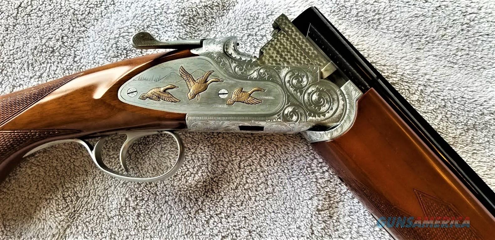 Custom DeHaan (Huglu) O/U Model U2  Guns > Shotguns > Huglu Shotguns