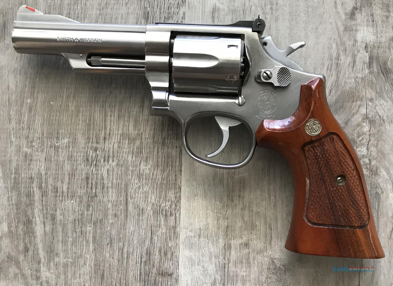 S & W .357 Magnum 66-2  Guns > Pistols > Smith & Wesson Revolvers > Full Frame Revolver