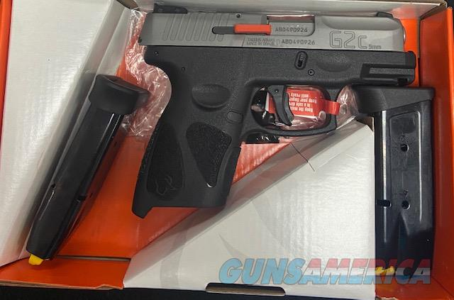 TAURUS G2C  Guns > Pistols > Taurus Pistols > Semi Auto Pistols > Polymer Frame