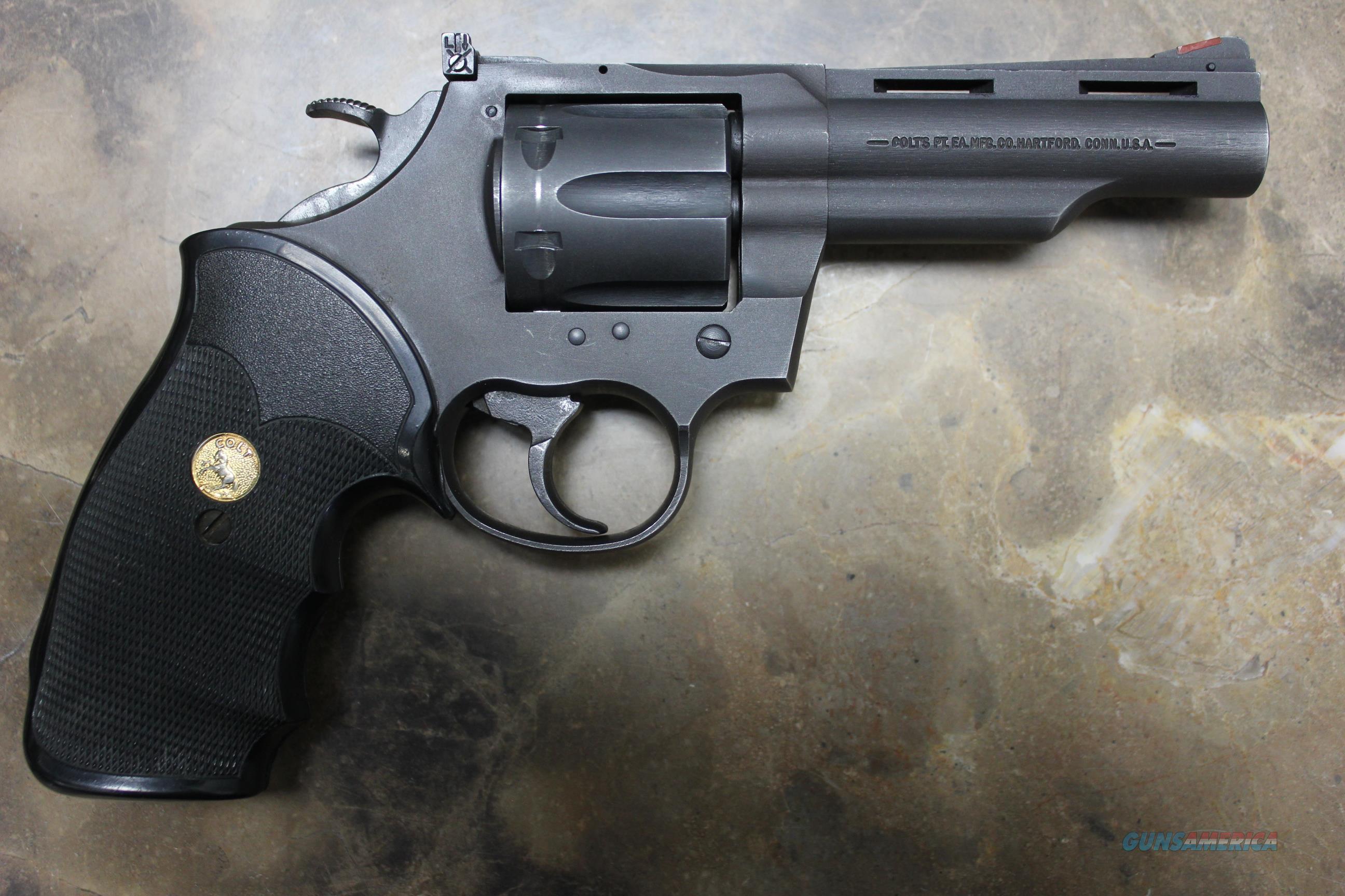 Colt Peacekeeper .357 Magnum 6 Shot  Guns > Pistols > Colt Double Action Revolvers- Modern