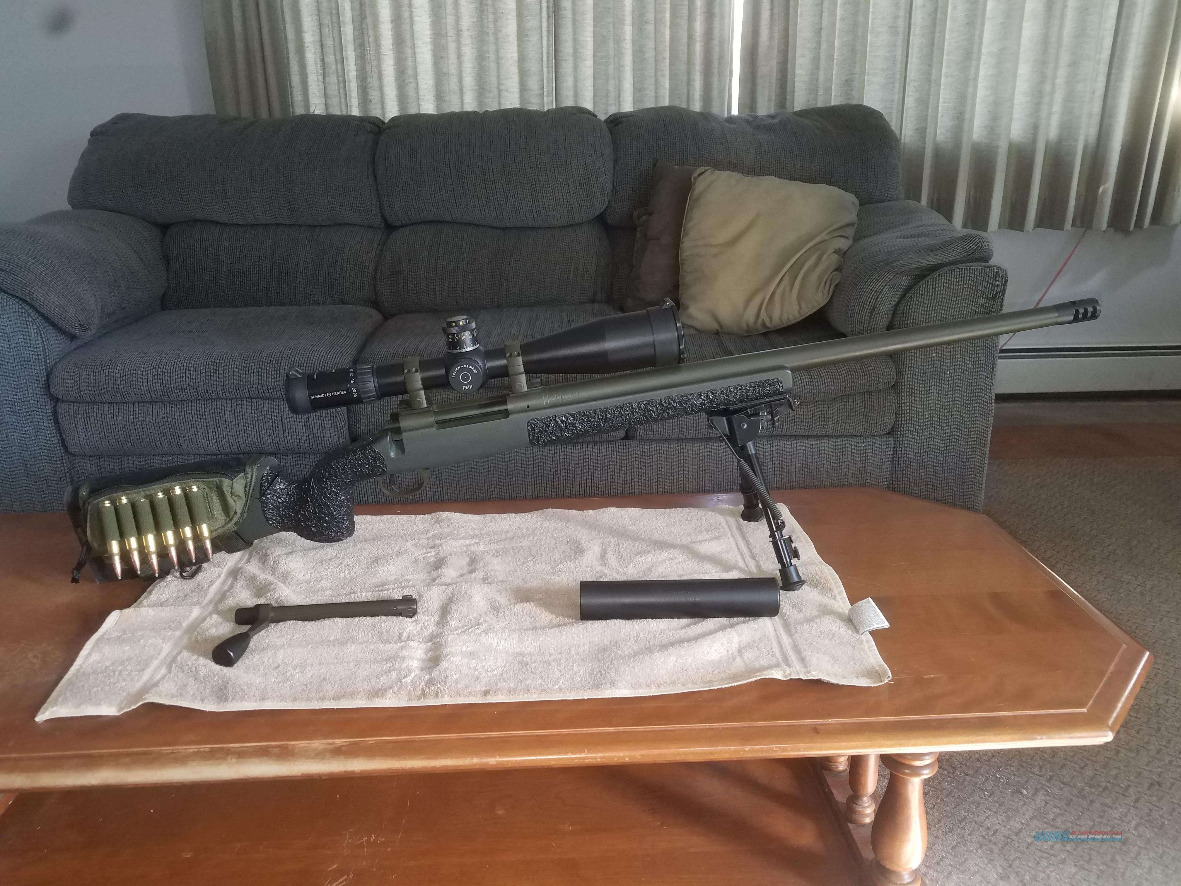 Tactical Operations Delta 66 .300 winmag  Guns > Rifles > A Misc Rifles