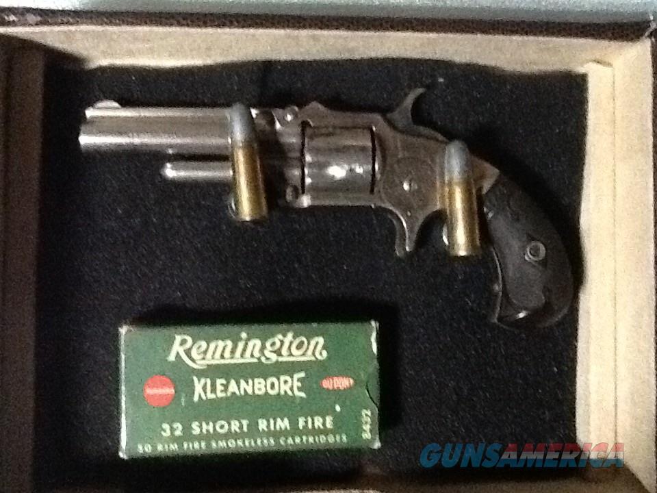 1875 .32 rim fire revolver  Guns > Pistols > Antique (Pre-1899) Pistols - Ctg. Misc.