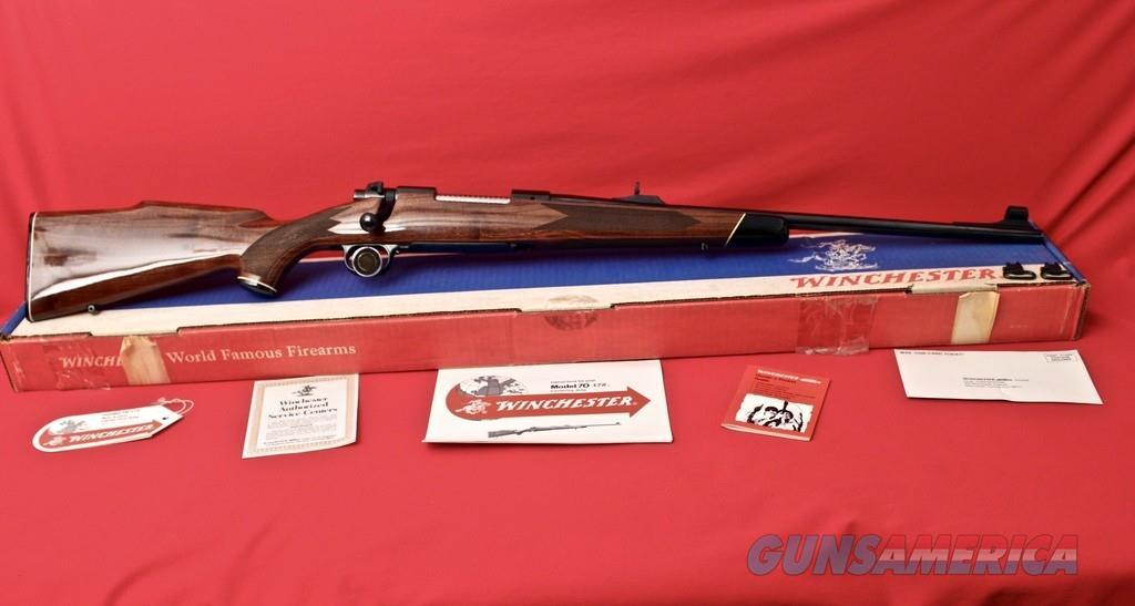 Model 70 XTR .30-06 Winchester  Guns > Rifles > Winchester Rifles - Modern Bolt/Auto/Single > Model 70 > Pre-64