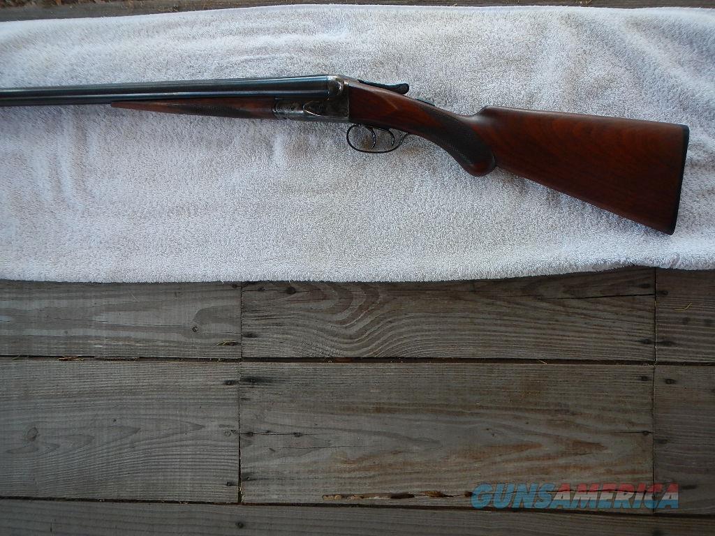 Ansley H Fox 12 ga Double Barrel Grade A  Guns > Shotguns > Fox Shotguns