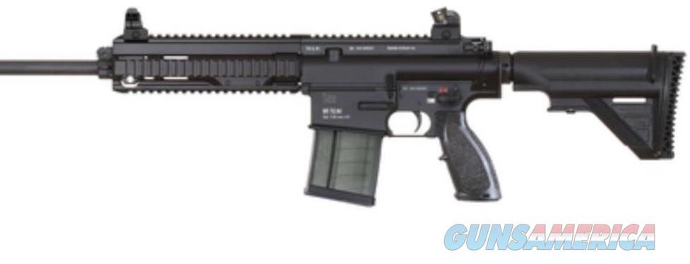 H&K MR762  Guns > Rifles > Heckler & Koch Rifles > Tactical