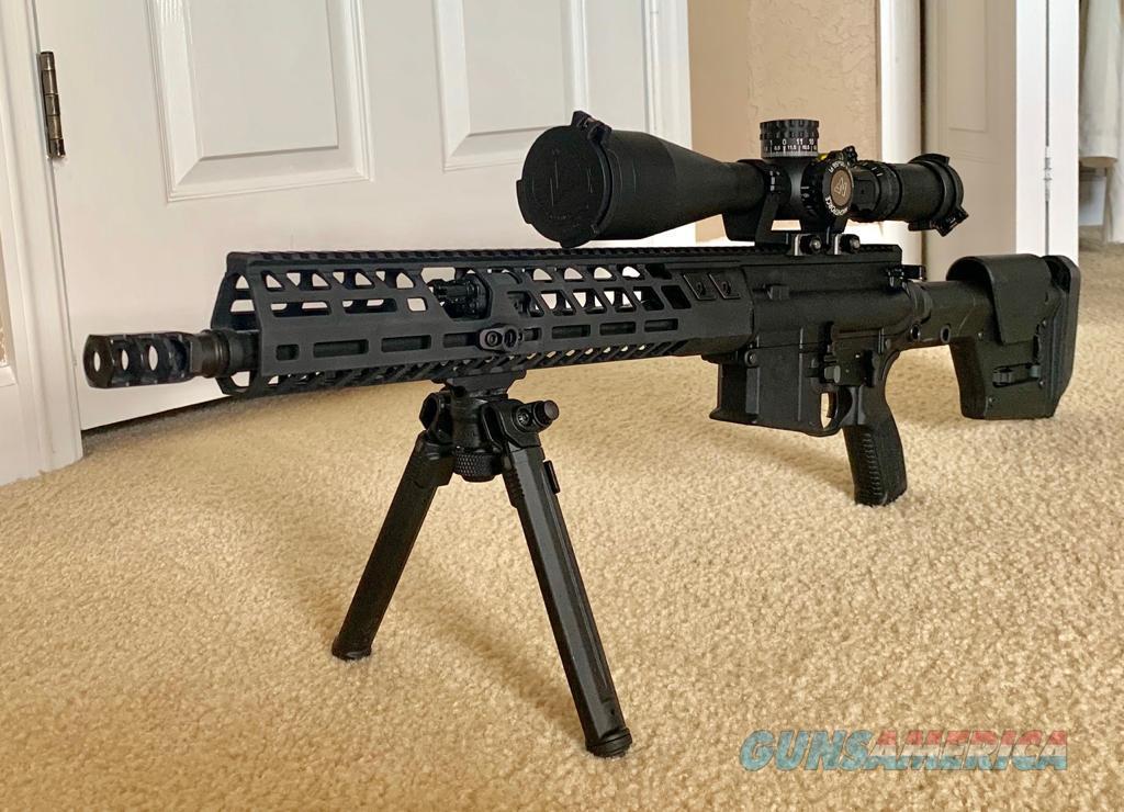 Sig Sauer 716 DMR Gen 2 w Magpul PRS Gen 3 and Magpul Bipod  Guns > Rifles > Sig - Sauer/Sigarms Rifles