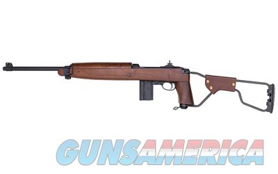 "Auto Ordnance, M1 Carbine, Semi-automatic, 30 Carbine, 18"", Parkerized, Wlanut, Metal Folding Stock *Free Layaway*  Guns > Rifles > Auto Ordnance Rifles"