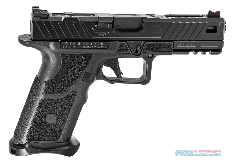 ZEV OZ9 Standard 9mm Luger Black *FREE 10 MONTH LAYAWAY*  Guns > Pistols > A Misc Pistols