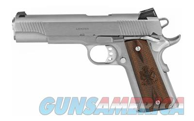 "Springfield Armory 1911 Loaded 45 ACP Single 5"" 7+1 Cocobolo Grip Stainless Steel Slide  Guns > Pistols > Springfield Armory Pistols > 1911 Type"