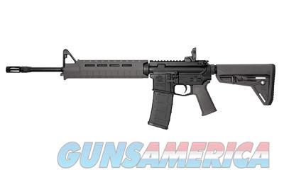 FREE 10 MONTH LAYAWAY S&W M&P15 223/556 Gray Magpul MOE  Guns > Rifles > Smith & Wesson Rifles > M&P