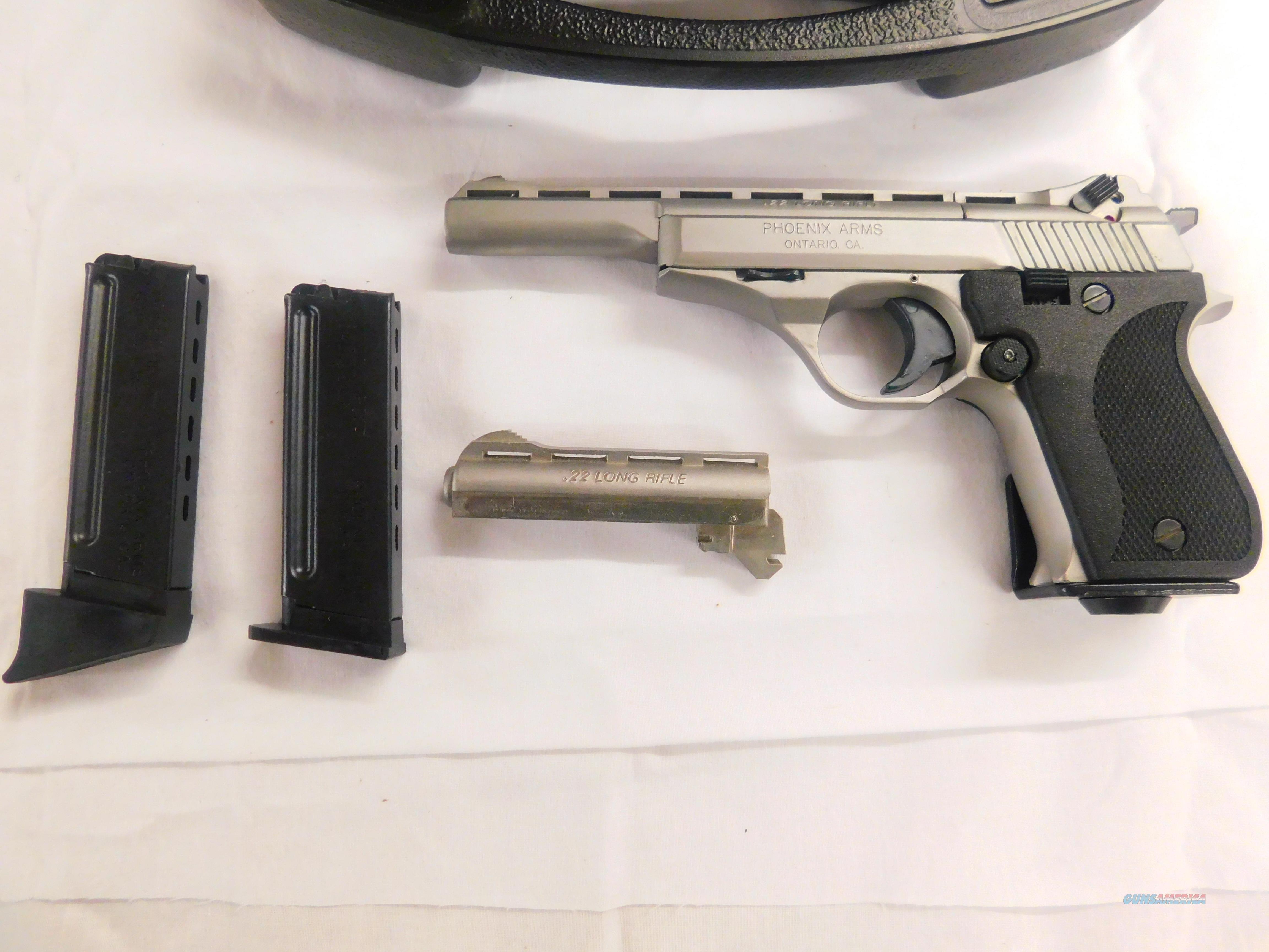 Phoenix Arms  HP Deluxe Range Kit 22 LR **Free Layaway**  Guns > Pistols > Phoenix Pistols