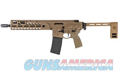 FREE 10 MONTH LAYAWAY Sig MCX Virtus Pistol 223/5.56 Flat Dark Earth  Guns > Pistols > Sig - Sauer/Sigarms Pistols > MPX / MCX