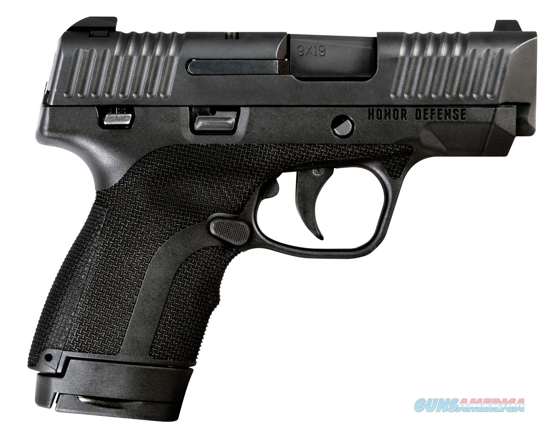 *FREE 10 MONTH LAYAWAY* Honor Defense Honor Guard 9mm Luger  Guns > Pistols > Honor Defense Pistols