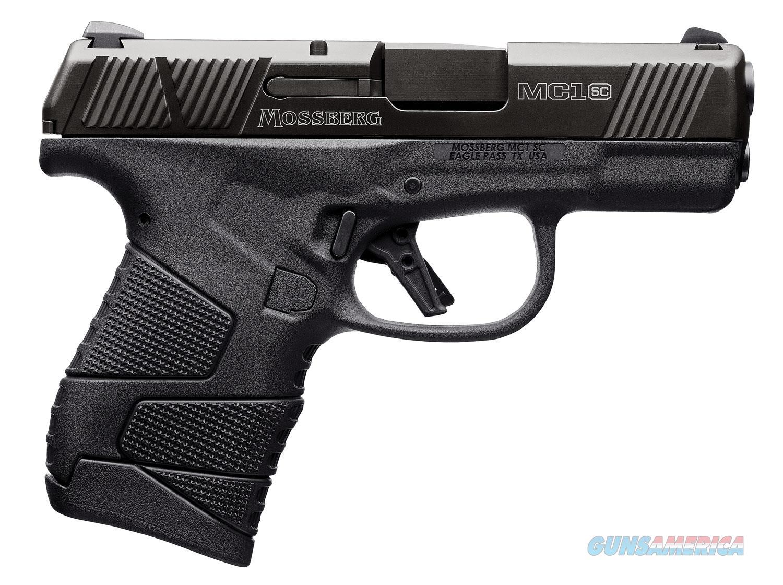 FREE 10 MONTH LAYAWAY Mossberg MC1 Sub-Compact 9mm Luger Black  Guns > Pistols > Mossberg Pistols > MC1